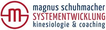 Magnus Schuhmacher - Systementwicklung -  Kinesiologie