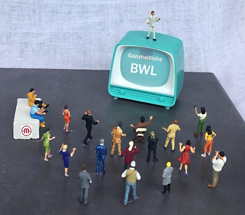Ganzheitliche BWL, Betriebswirtschaftslehre, Unternehmen, Gesundheit